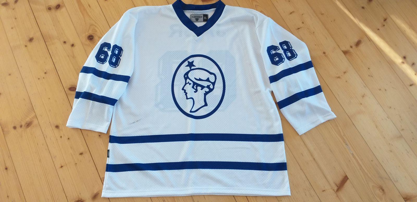 16b0d90e79bc9 Hokejové dresy pro sběratele