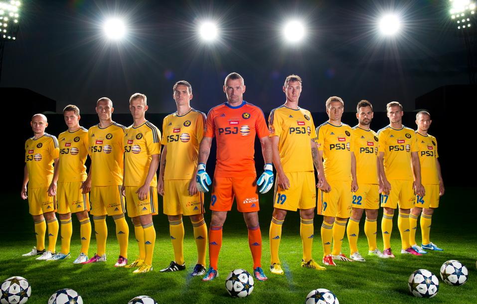 Pořiďte si originální hraný dres FC Vysočina!