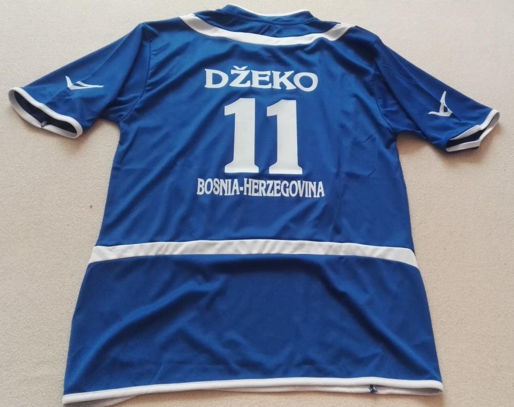 4e81c224b3d42 Reprezentační dres Bosny a Hercegoviny #11 Edin Džeko